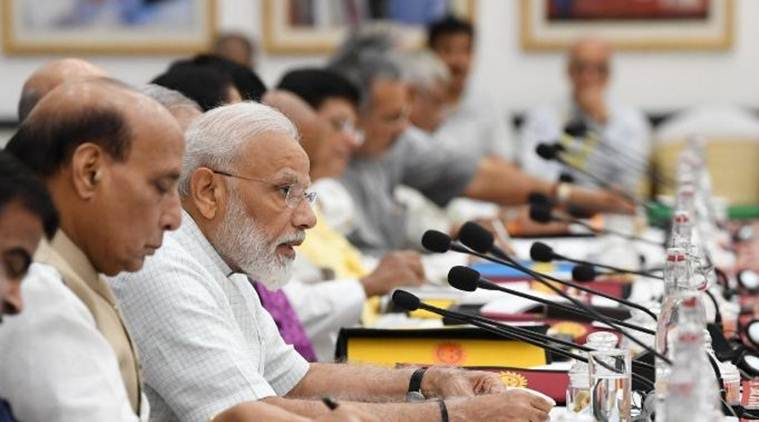 NITI Aayog, Niti Aayog meeting, Niti aayog meeting highlights, Narendra Modi, Agricultural panel, Niti aayog governing council, Amit Shah, Indian Economy, Indian Express