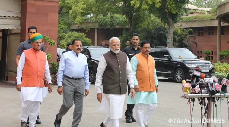 Forget paksh and vipaksh… think about issues with a 'nishpaksh': PM Modi ahead of Parliament session