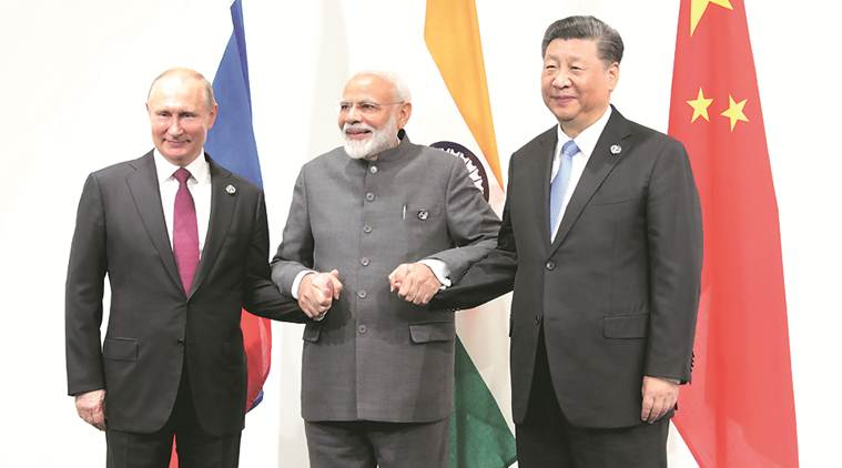 Modi pitches global summit on terror to Russia, China, BRICS