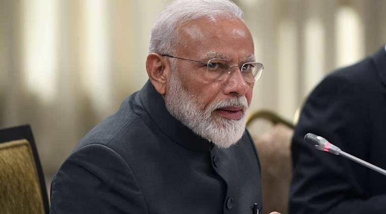 narendra modi, prime minister narendra modi, pm modi, all party meet, all party meeting, parliament session, parliament session 2019, budget session 2019, india news, Indian Express