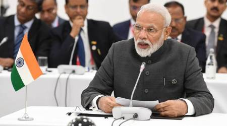 PM Modi, narendra modi, pm modi in japan, modi in osaka, pm modi in osaka, g20 summit, BRICS meet, india news,