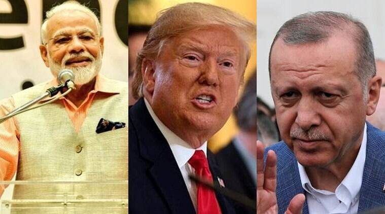 Modi, Erdogan talk S-400 air defence deal, USA  sanctions