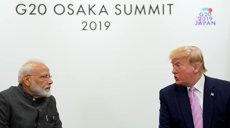 Narendra Modi, Donald Trump, Modi Trump meeting, Modi Trump G20, G20 summit, Modi G20 summit, India US ties, US India trade ties, US India trade tarif