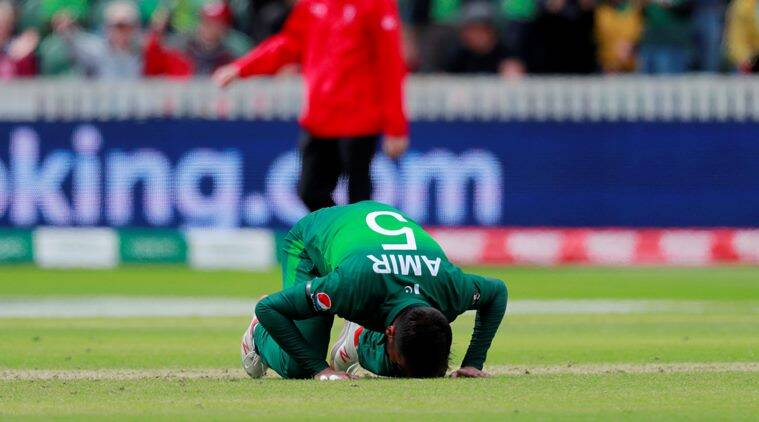 World Cup 2019: Mohammad Amir's career-best pulls Pakistan out of trouble vs Australia