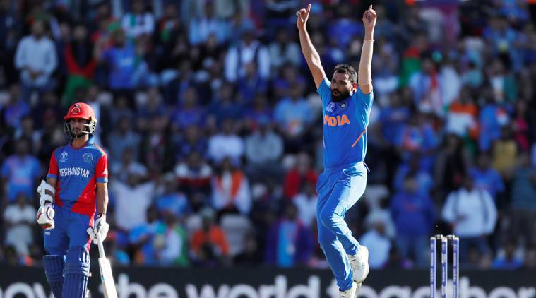 WATCH: Mohammed Shami second Indian to take hat-trick in World Cup