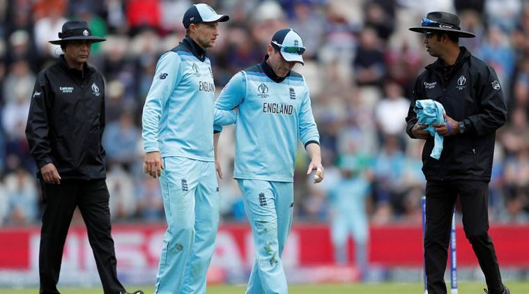 World Cup 2019: Jason Roy, Eoin Morgan suffer injury scares during Windies clash