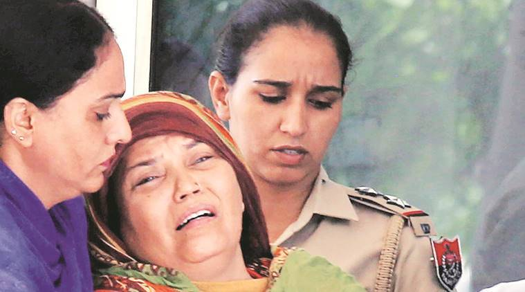 ludhiana, ludhiana central jail, undertrial dead, undertrial shot dead, undertrial shot dead in ludhiana, police, jail inmates, prison, hospital, drugs, drugs case, punjab news, indian express news