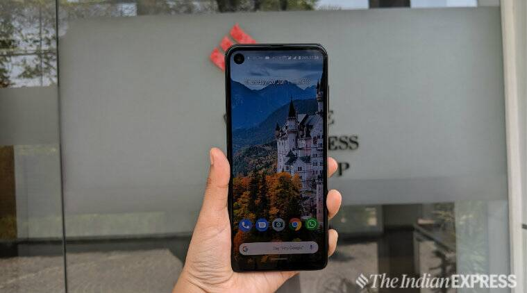 Motorola One Vision first impressions: Promising performance, good camera