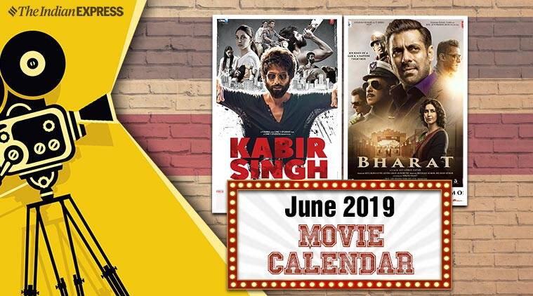 bollywood movies in june 2019