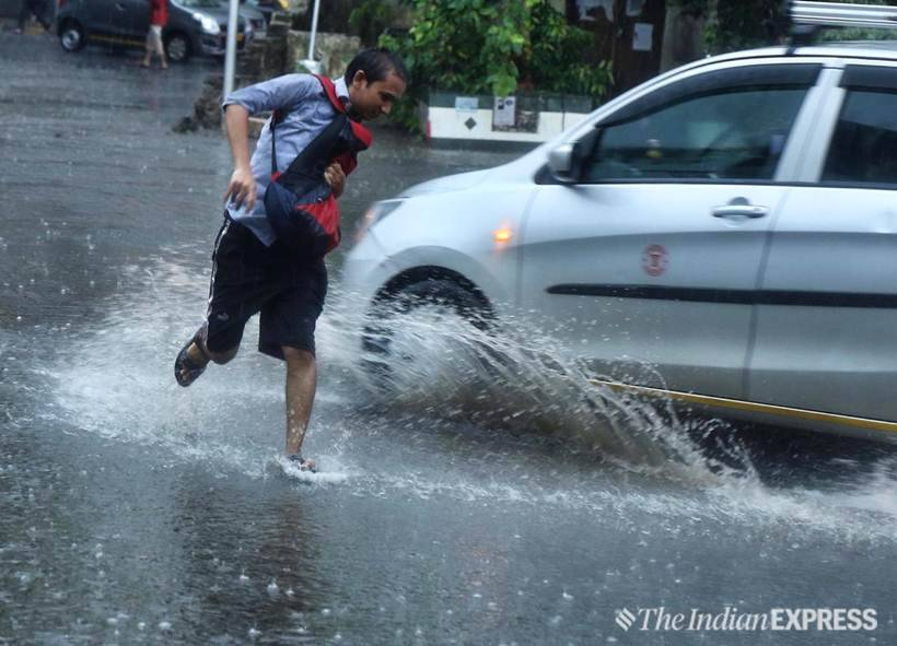 weather, weather today, today weather, monsoon news today, temperature, temperature today, weather report, weather warning, weather report today, weather forecast,Mumbai rain, Monsoon, Mumbai Monsoon, Maharashtra rain, Southwest monsoon,Indian Expres