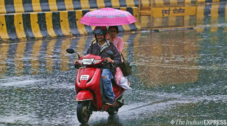 Mumbai, Mumbai news, Mumbai weather, Mumbai weather news, Mumbai monsoon, Monsoon mumbai, mumbai monsoon IMD, IMD Mumbai, indian express