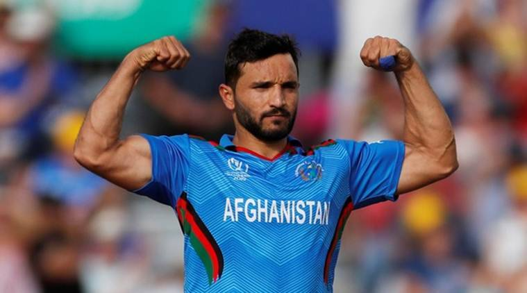 icc cricket world cup, south africa vs afghanistan, sa vs afg result, afghanistan cricket team, afghanistan captain, gulbadin naib, world cup news, cricket news, sports news, indian express