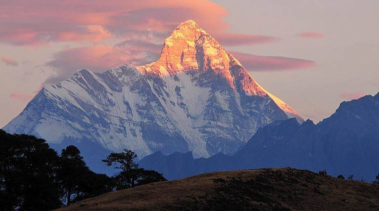 Uttarakhand, Uttarakhand news, nanda devi peak, nanda devi mountaineers, mountaineers missing nanda devi peak, nanda devi peak mountaineers missing, nanda devi mountaineers news,