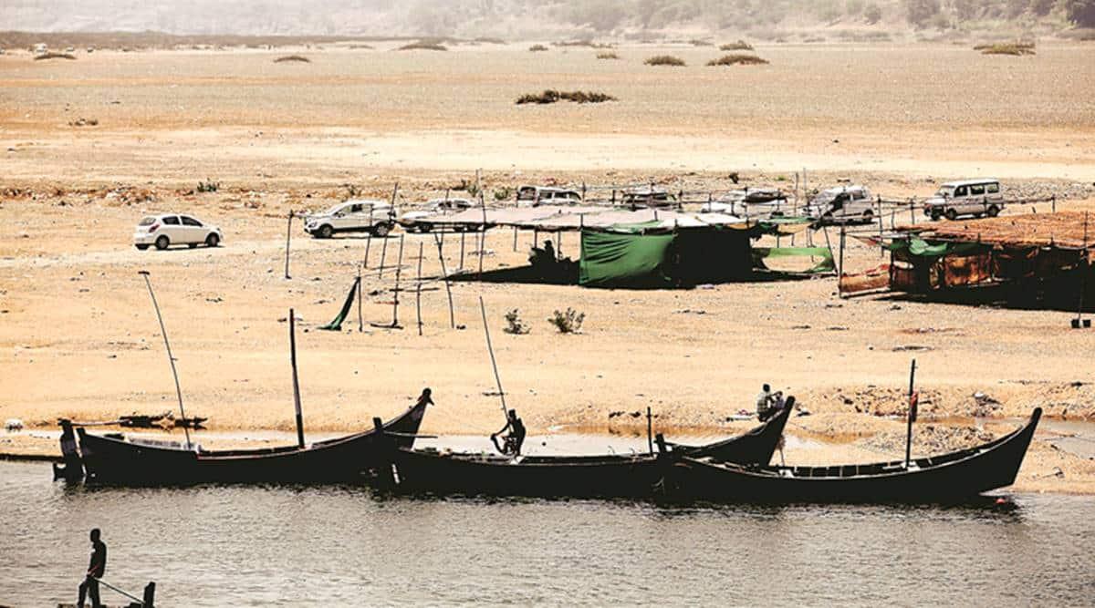 Narmada river, narmada kevadiya ropeway, Kevadiya ropeway, narmada river ropeway system, gujarat news