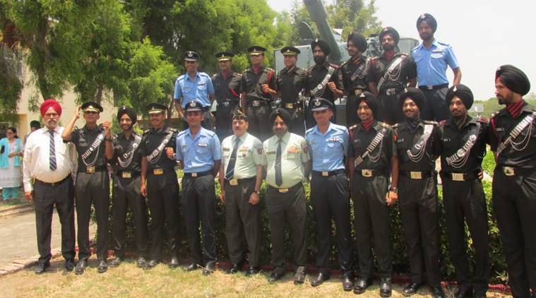afpi mohali, National Defence Academy, nda mohali, mohali news, chandigarh news, india news, indian express