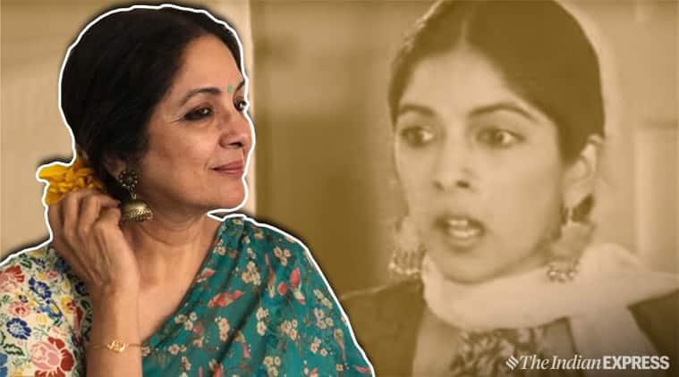neena gupta debut film aadharshila