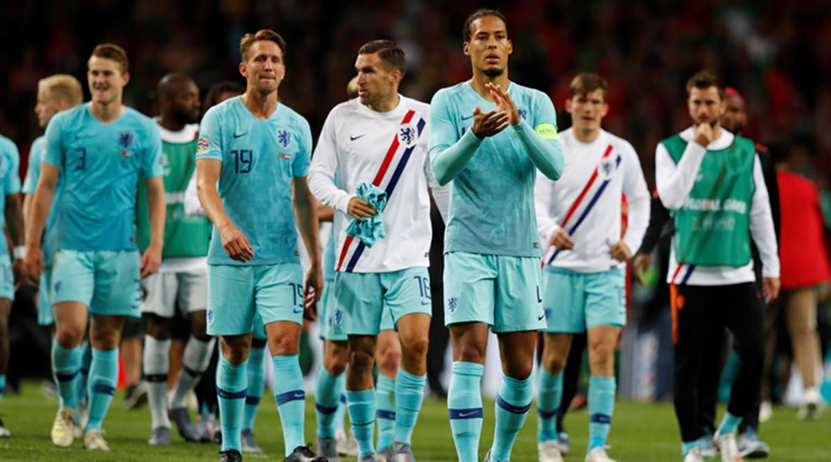 Uefa Nations League Netherlands Not Ready For Titles Says Ronald Koeman Sports News The Indian Express