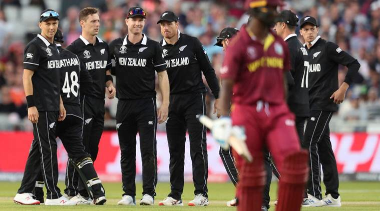 World Cup 2019: New Zealand fined for slow over-rate vs West Indies