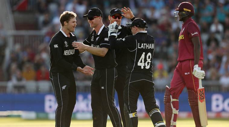 World Cup 2019: New Zealand edge nail-biter against West Indies