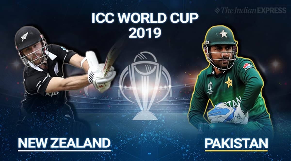 World Cup 2019 Pakistan Vs New Zealand Highlights Babar Azam S Century Guides Pakistan To 6 Wicket Win Sports News The Indian Express