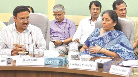 IBC-type framework for NBFCs, simplified GST among several issues raised with Finance Minister