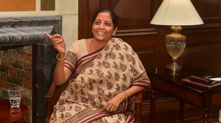 Income Tax, Income tax return, Nirmala Sitharaman, Income Tax base, GDP growth, Indian economy, Indian Express