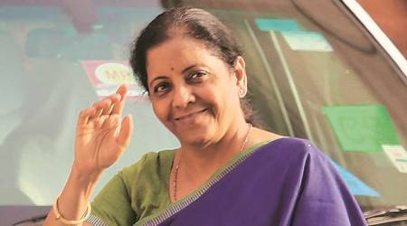 Sitharaman gets Finance, task cut out: at 5.8%, lowest growth in 20 quarters
