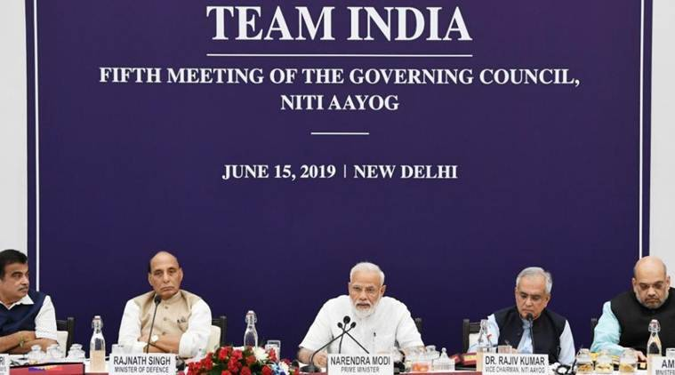 Modi sets up high-level committee for agricultural reforms at NITI Aayog meet