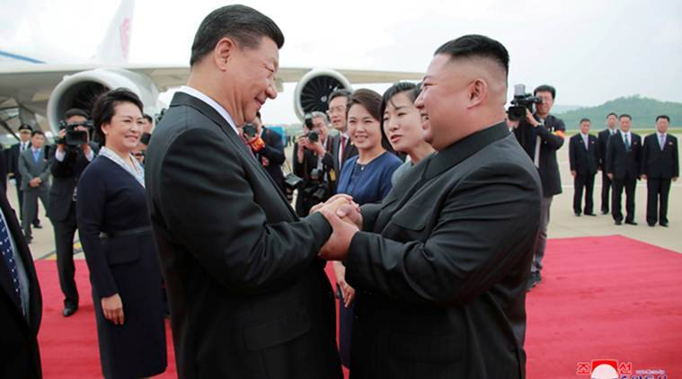 'I Love Thee, China' - North Korea woos Xi in lavish state visit