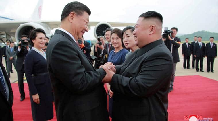 'I love you, China': North Korea woos Xi Jinping in lavish state visit