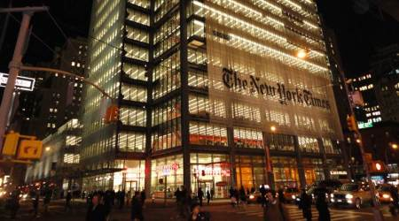 International New York Times to end all daily political cartoons