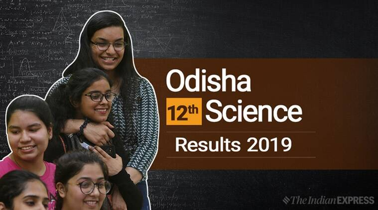 CHSE Odisha +2 12th Science Result 2019 declared @chseodisha nic in