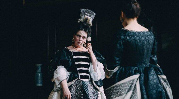 Olivia Colman The Favourite