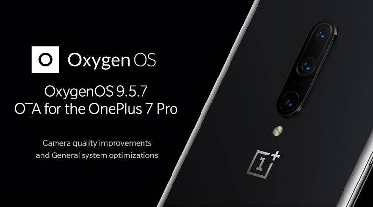 OnePlus 7 Pro gets OxygenOS 9.5.7 update with improved camera capabilities