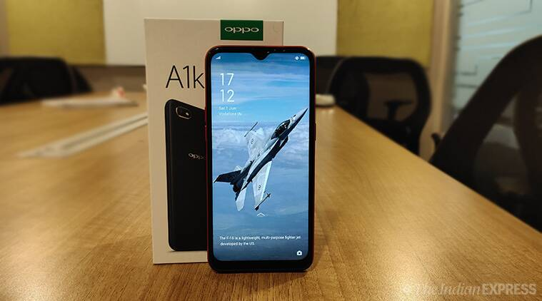 oppo a1k review, oppo a1k, oppo, oppo a1k smartphone review, oppo a1k smartphone, oppo a1k price, oppo a1k display, oppo a1k camera, oppo a1k processor, oppo a1k ram, debashish pachal, indian express, express technology, express tech