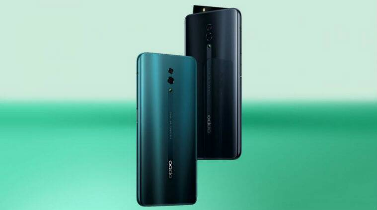 Oppo under-screen camera phone, Oppo in-display camera phone technology, Oppo under-screen camera smartphone, MWC 2019, mwc 2019 Oppo, MWC 2019