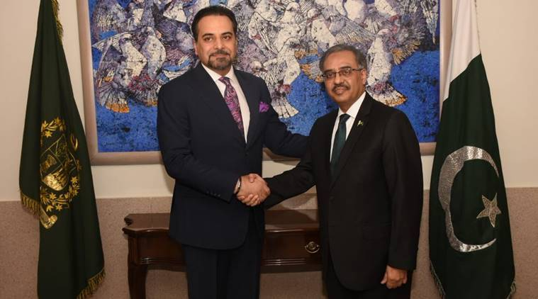 pakistan, afghanistan, pakistan afghanistan, pakistan afghanistan ties, pakistan afghanistan relation, pakistan afghanistan first review session, pakistan afghanistan review session, pakitan afghanistan bilateral engagement, pakistan afghanistan talk for cooperation, world news, indian express news