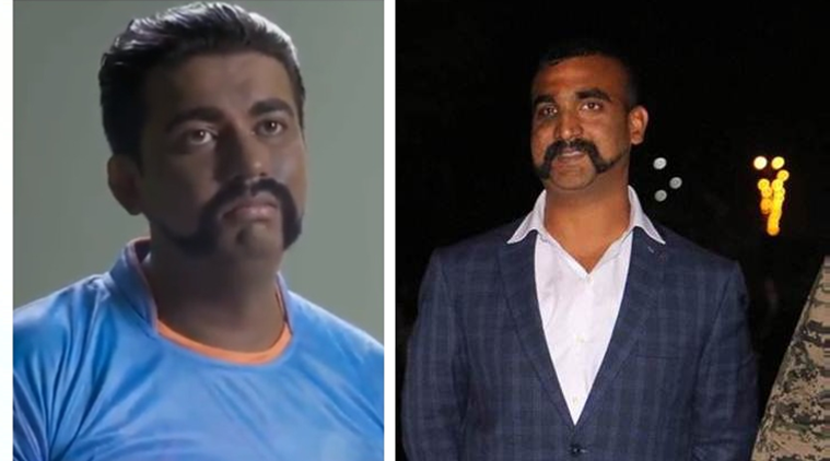 Image result for abhinandan ad india vs pakistan