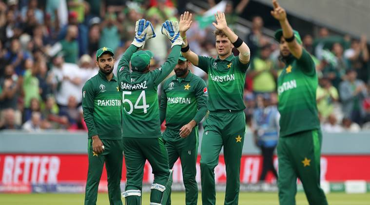 Pakistan Cricketers Reach England For Series Sports News The Indian Express