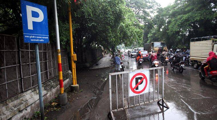 Mumbai, Mumbai news, Mumbai parking, TISS, Bandra-Kurla complex, paking spaces, Indian Express