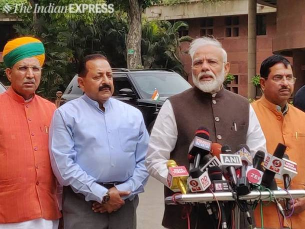 lok sabha, 17th Lok Sabha, 17th lok sabha photos, monsson session, lok sabha news, narendra modi, Modi government Lok Sabha, BJP lok sabha, narendra modi, Virender Kumar, rajya sabha, india news, indian express