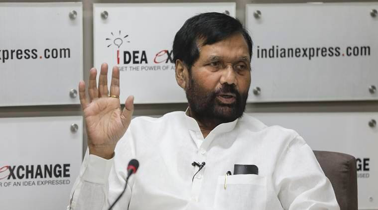 No CAA rollback, PM said no NRC, trust him: Ram Vilas Paswan
