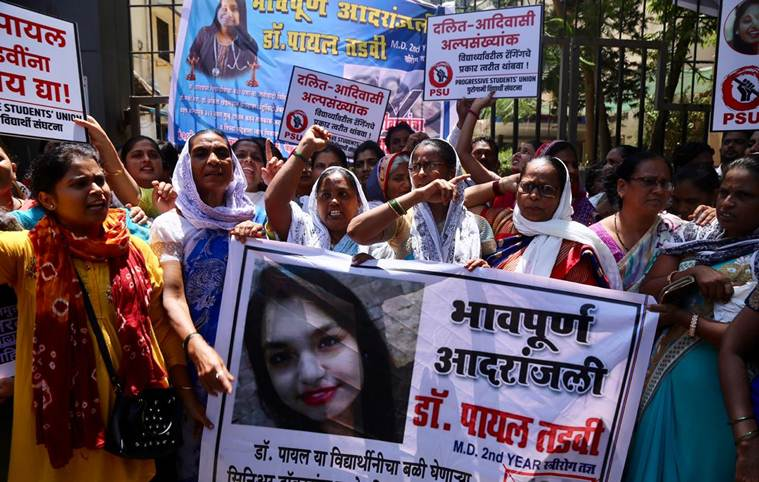 Payal Tadve suicide case: Special court rejects bail plea of three accused doctors