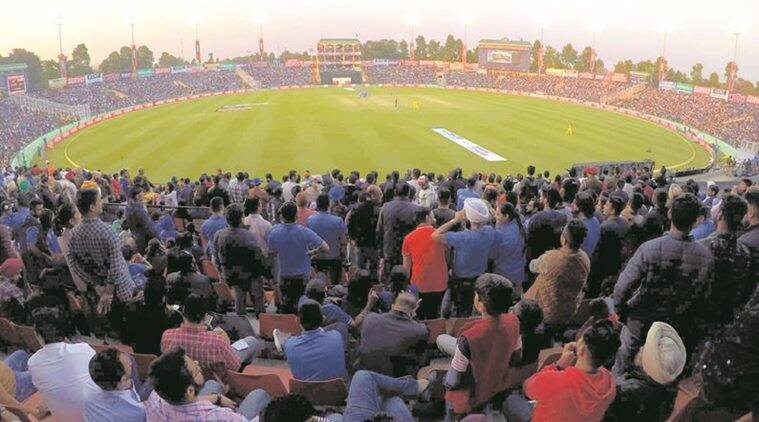 PCA stadium to host its fifth T20 International match on Sept 18