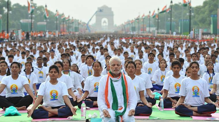 International Yoga Day 2019 Speech: Narendra Modi talks about the benefits of yoga ahead of the main event