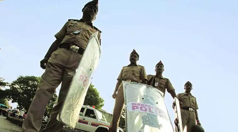 Pune Police, Case against Army officer, Army officer damaging crops Pune, Indian express