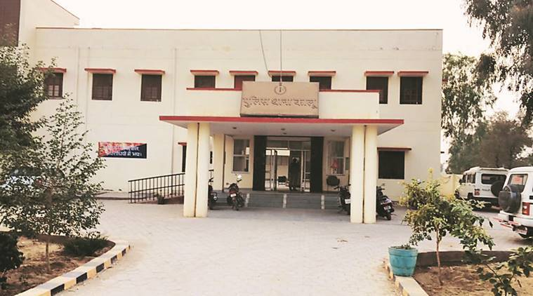 police station, best police station in india, kalu police station, rajasthan, bikaner, kalu police station bikaner, home ministry, crimes, prevention of crime, crime, gambling, sho, parmeshwar suthar, chunawadh police station, police force, indian express news