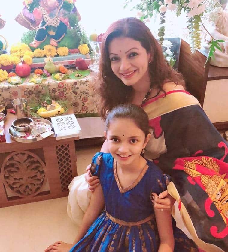 Prachee Shah Paandya, parenting