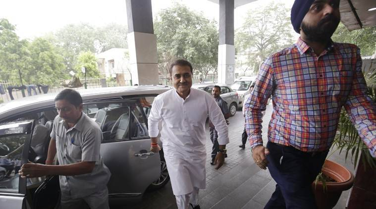 Enforcement Directorate, Housing Development India, HDIL Praful Patel, Praful Patel, Praful Patel Iqbal Mirchi, ed summons, Indian Express