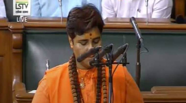 Red-faced over 'not elected to clean toilets' remark, BJP pulls up Pragya Singh Thakur